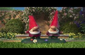 Sherlock Gnomes - Trailer 2 ESPAÑOL LATINO 2018
