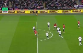 Tottenham vs Manchester United 2-0 All Goals & Extended