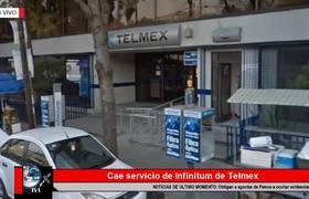 Telmex tarda 4 horas en arreglar fallas de Infinitum