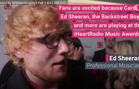 Who's Playing At iHeartRadio Music Awards?