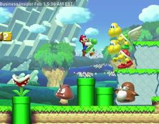 Nintendo Announces A Super Mario Movie
