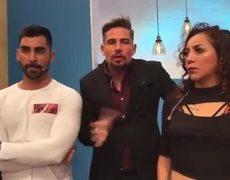 #Enamorandonos: Hernan y Pamela se dicen de T0D0 (Facebook Live)