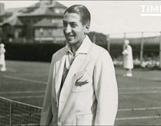 How René Lacoste used his nickname to build a fashion empire