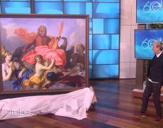 The Ellen Show: Special Delivery: It's Kevin Hart & Channing Tatum