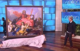 The Ellen Show: Una entrega especial