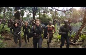 AVENGERS INFINITY WAR Super Bowl Trailer (2018)