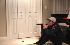 Patriots Fan Reacts To Super Bowl 52 Loss!