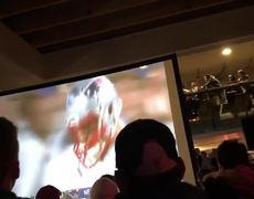 Patriots Fan Reacts To Super Bowl LII loss