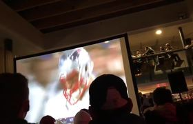 Patriots Fan Reacts To Super Bowl LII loss