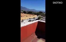 Maestros protestan contra Meade en Oaxaca