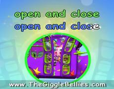 The GiggleBellies The Wheels On The Bus KARAOKE VERSION Sing Along