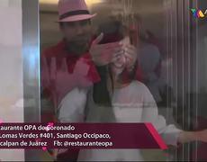 #Enamorandonos: Asi Juan Carlos le Pidio a Serrath que Fuera su Novia