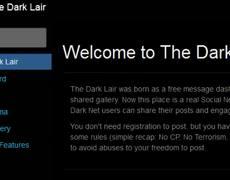 #Dross: Social Networks on Deep Web