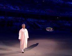 Ceremomia de Inauguración de los Juegos Olimpicos en PyeongChang