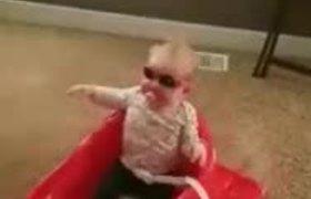 Juegos Olimpicos de Invierno al estilo Bebe