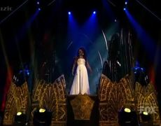 The X Factor USA 2013 Lillie McCloud This Womans Work Top 10