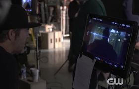 DCTV Crisis on Earth-X Crossover Behind the Scenes - Videos