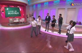 #Enamorandonos: Amorosas no Cursaron la Primaria No Saben Historia Mexicana
