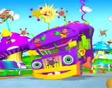 The GiggleBellies The Wheels On The Bus Nursery Rhyme