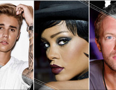 Rihanna, Justin Bieber and Chris Martin Have A Bond