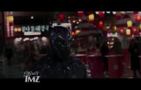 Black Panther Stars Making Black Magic Together?