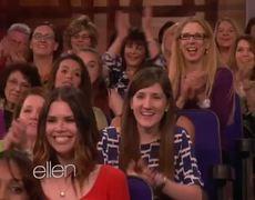 The Ellen Chris Pratts Stripper Past