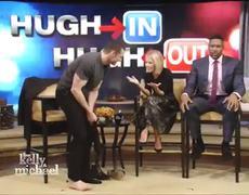 Kelly Michael Hugh Jackman Hugh In or Out Striptease