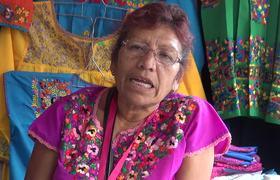 Artesanas oaxaqueñas piden apoyo para recuperar sus comunidades