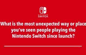 Nintendo Switch 1 Year Anniversary