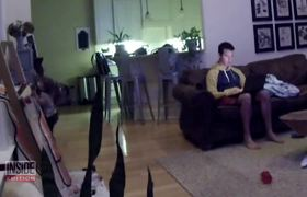 Silliest Home Videos Recorded on Nest Cam