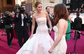 The most expensive dresses in the history of the Oscars