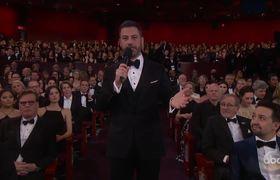 Broma de Jimmy Kimmel a Steven Spielberg: