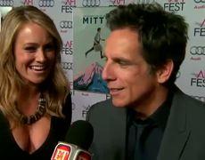 Secret Life Interview Ben Stiller Red Carpet