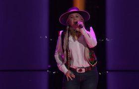 The Voice 2018 Blind Audition - Adrian Brannan: