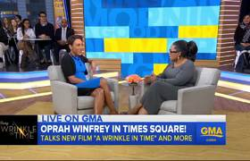 Oprah says new movie was 'one of most fun times I've ever had'