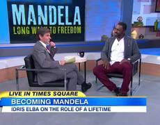 Idris Elba Interview 2013 Actors Mandela