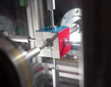 #VIRAL: 0.38 Second Rubik's Cube Solve