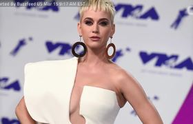 Katy Perry Kisses 19-Year-Old