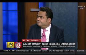 Piojo Herrera Pierde la Cabeza y Quiere Golpear a Cristante