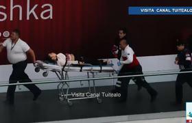 Muere mujer atacada a balazos en Reforma