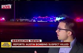 #BreakingNews: Austin serial bombing suspect dead, reports say