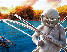 Baloma, the Spirits of the Dead of the Trobriand Islands