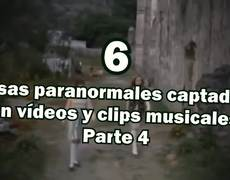 Paranormal things captured in movies and music clips (Part 4)