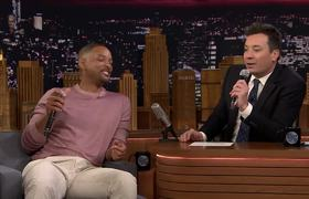The Tonight Show: History of TV Theme Songs with Will Smith