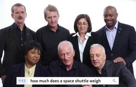 Astronauts Answer of the Most Googled Space Questions