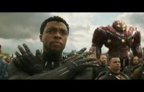 AVENGERS INFINITY WAR Iron Man Battle Trailer NEW (2018)
