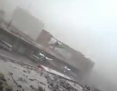 Stunning disasters caused by this sandstorm