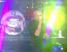 Letterman Show The Wanted Performance I Found You