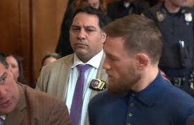 Conor McGregor's court appearance