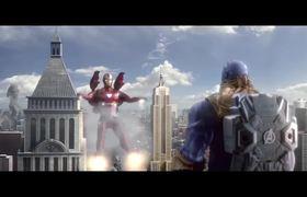 AVENGERS INFINITY WAR Iron Man Titan Suit Trailer NEW (2018)